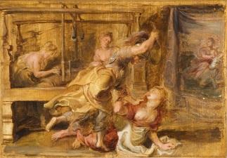 Rubens - Arachné & Athéna