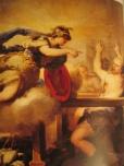 Lucas Giordano - Minerve et Arachné - 1695