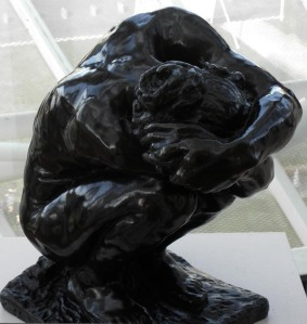 Claudel - Femme accroupie