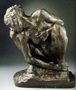 Rodin - Femme accroupie