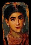 Portrait-du-Fayoum - 161-180 après JC - Louvre