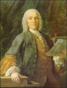 Domenico-Scarlatti (1685-1757) par  Domingo-Antonio Velasco