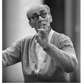 Ievgueni Mravinsky (1903-1988)