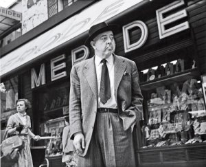 Jacques Prévert photographié par Doisneau