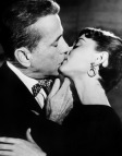 Audrey Hepburn et Humphrey Bogart,- Sabrina 1954