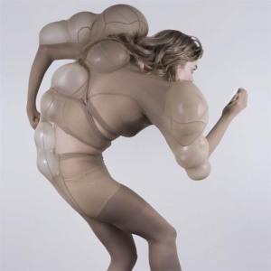 Bart Hess - Homme bulle