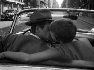 JP Belmondo et Jane Seberg - A bout de souffle - Godard 1960