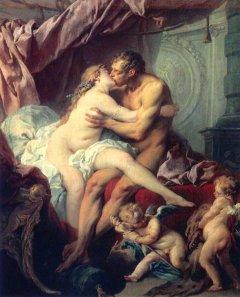 Boucher - Hercule et Omphale