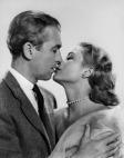 Grace Kelly et James Stewart - Fenêtre sur cour Hitchcok 1954