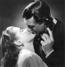 Ingrid Bergman - Cary Grant - Les enchainés - Hitchcock