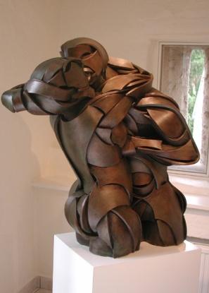Jean Claeys - Baiser - Site : http://www.gargilesse.fr/index.php?code=Claeys.php