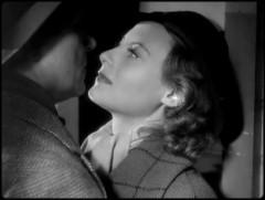 Jean Gabin et Michèle Morgan - Quai des brumes - Carné 1938