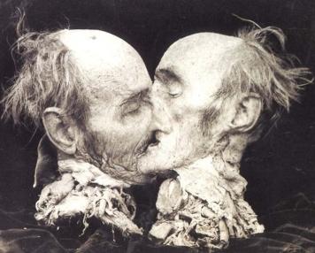Joel-Peter Wilkin - Le baiser 1982