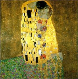 Klimt - Le baiser