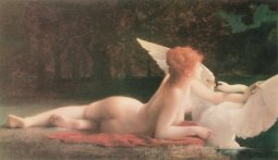 Léda - Paul-Prosper Tillier (1834-1915)