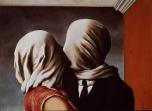 Magritte - Les amants