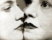 Man Ray, Le baiser (Lee Miller) 1930
