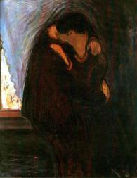 Munch - Baiser 1897