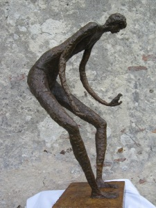 Oiseau dans la main - Florence Legal - FAEL