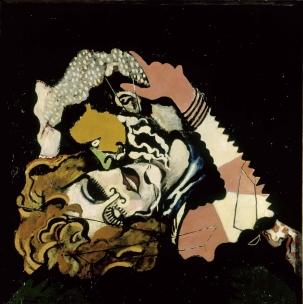 Picabia - Les amoureux 1925