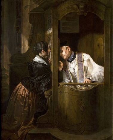 Giuseppe Moltenti - La confessione