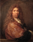 Charles Lebrun - Autoportrait
