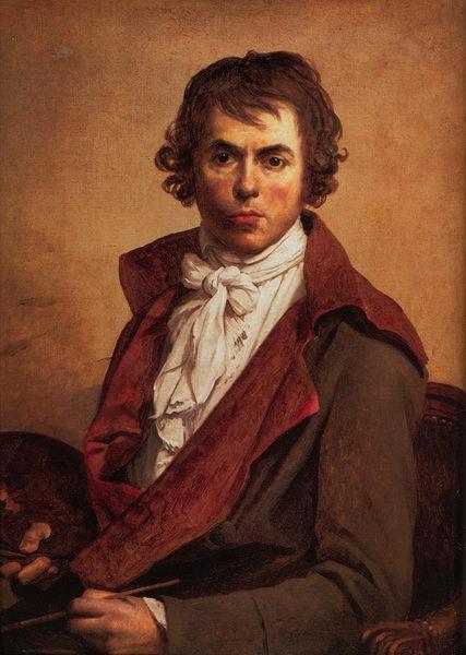 David - Autoportrait