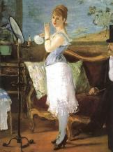 Edouard Manet - Nana 1877