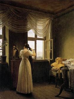 Friedrich-Georg Kersting -1827