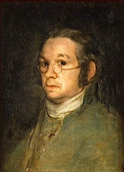 Goya - Autoportrait