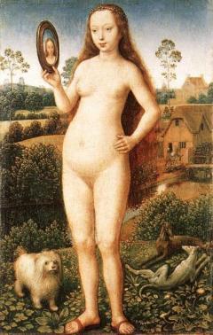 Hans Memling - La vanité