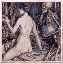 Herbert Cole - Le miroir fatal 1900
