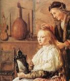 Molenaer - Allégorie de la vanité 1633