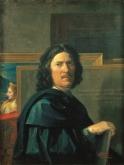 Nicolas Poussin - Autoportrait