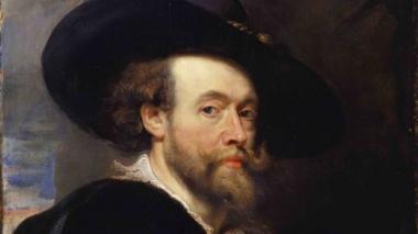 Peter Paul Rubens - Autoportrait 1623
