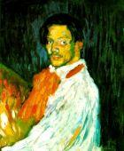 Picasso - Autoportrait 1901