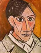 Picasso - Autoportrait