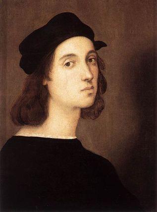 Raphaël - Autoportrait