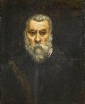Tintoret - Autoportrait