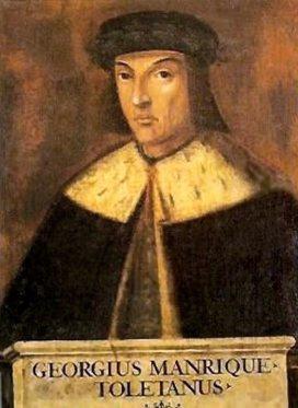 Jorge Manrique 1440-1479