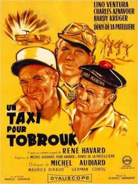 Taxi pour Tobrouk