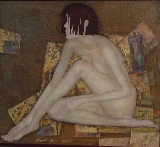 Andrej Belle (Peintre né en 1957 à Minsk)