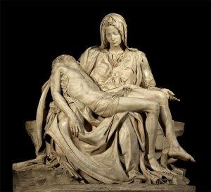 La Pietà - Michel Ange 1499