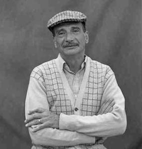 Boubat (1923-1999) autoportrait