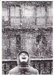 Boubat - Florence sous la neige 1950