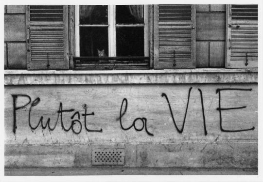 Boubat - Plutôt la vie