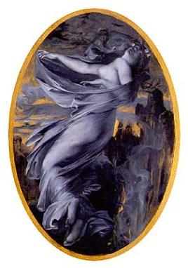 Eurydice par Luc-Olivier Merson (1846-1920)