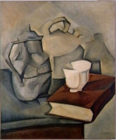 Juan Gris - Le livre 1911