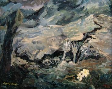 Babi-yar - peinture