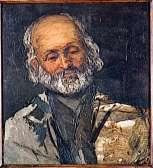 Cézanne - Vieillard